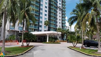 Sunny Isles Beach Condo/Townhouse For Sale: 19380 Collins Ave #1102