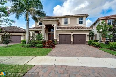 Parkland Single Family Home For Sale: 8561 Waterside Ct