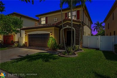 Hialeah Single Family Home For Sale: 8607 W 33rd Ave