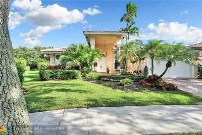 Weston Single Family Home For Sale: 3110 Lakewood Cir