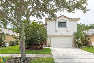 Coconut Creek Single Family Home For Sale: 5516 Lake Tern Ct
