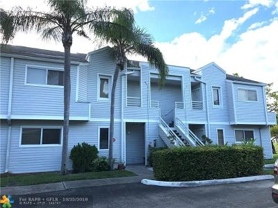 Lauderdale Lakes Condo/Townhouse Backup Contract-Call LA: 3473 NW 44th St #105
