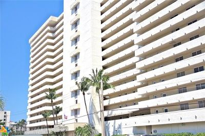 Fort Lauderdale Condo/Townhouse For Sale: 2200 NE 33rd Ave #5K
