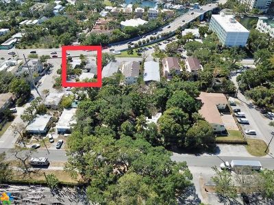Fort Lauderdale Residential Lots & Land For Sale: 460 SW 4th Avenue