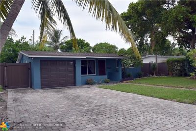 Pompano Beach Single Family Home For Sale: 224 NE 17th Ave