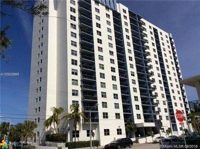 Miami Condo/Townhouse For Sale: 401 69th St #410