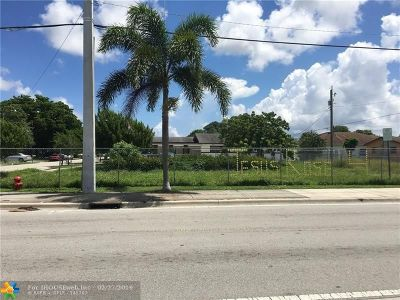Pompano Beach Residential Lots & Land For Sale: NW 5th St