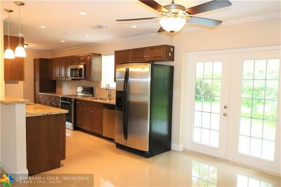 Fort Lauderdale Single Family Home For Sale: 4105 SW 18th Ct