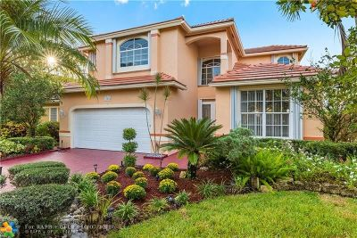 Coral Springs Single Family Home For Sale: 11814 Highland Pl