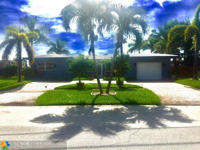 Pompano Beach Single Family Home For Sale: 970 SE 5th Ave