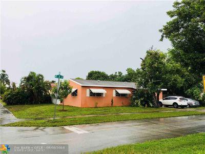 North Miami Beach Single Family Home Backup Contract-Call LA: 16920 NE 3rd Ave