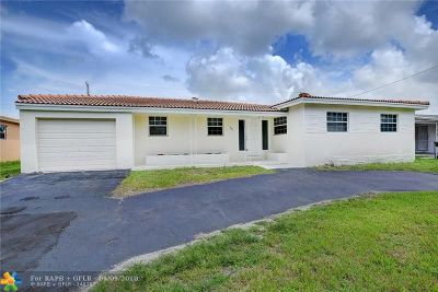 Fort Lauderdale Single Family Home For Sale: 130 SW 30th Ave