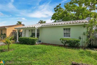 Fort Lauderdale Multi Family Home For Sale: 1432 NE 3rd Ave
