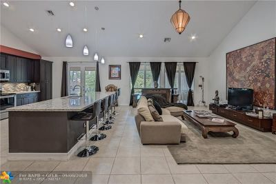 Fort Lauderdale Single Family Home For Sale: 2615 SW 29th Way