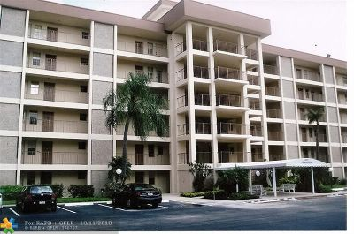 Pompano Beach Condo/Townhouse For Sale: 2651 S Course Dr #509