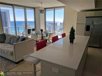 Hallandale Condo/Townhouse For Sale: 2600 E Hallandale Beach Blvd #3201