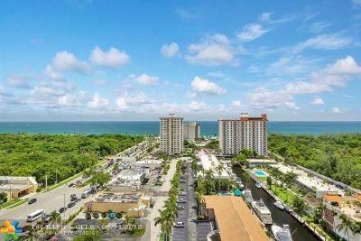 Fort Lauderdale Condo/Townhouse Backup Contract-Call LA: 2800 E Sunrise Blvd #9F