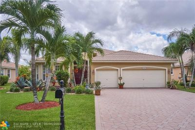 Coral Springs Single Family Home For Sale: 6520 NW 56th Dr