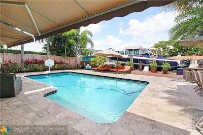 Fort Lauderdale Single Family Home For Sale: 605 SE 25th Ave