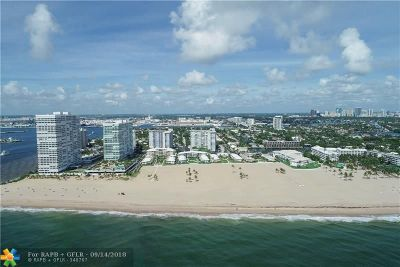 Fort Lauderdale Condo/Townhouse For Sale: 1900 S Ocean Dr #301