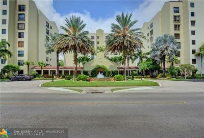 Boca Raton Condo/Townhouse For Sale: 7235 Promenade Dr #J301
