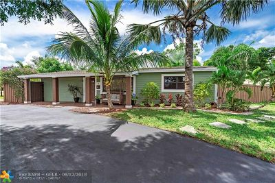 Deerfield Beach Single Family Home Backup Contract-Call LA: 3 SW 13th St