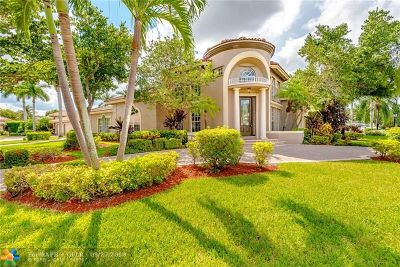Parkland Single Family Home For Sale: 6257 NW 102 Way
