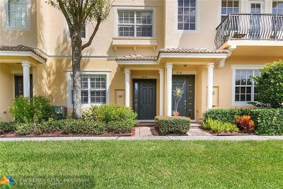 Boca Raton Condo/Townhouse For Sale: 1838 NW 9th St #1838