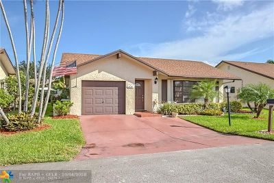 Deerfield Beach Single Family Home For Sale: 2329 SW 17th Pl
