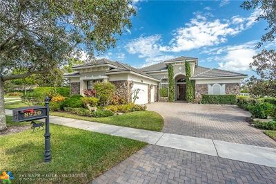 Boynton Beach Single Family Home For Sale: 8920 Equus Circle