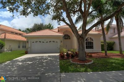 Boca Raton Single Family Home For Sale: 18482 Old Princeton Ln