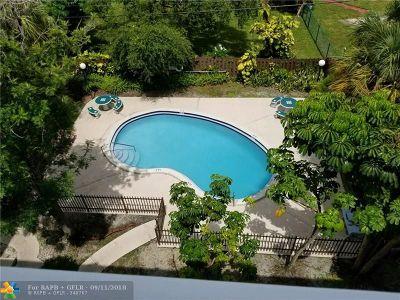 Wilton Manors Rental For Rent: 2520 N Andrews Avenue #403