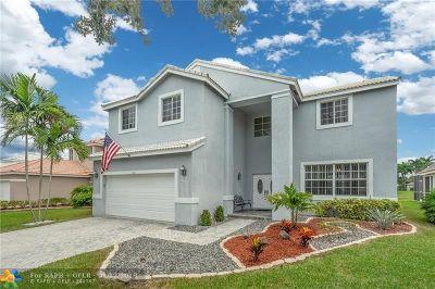 Weston Single Family Home For Sale: 552 Cascade Falls Dr