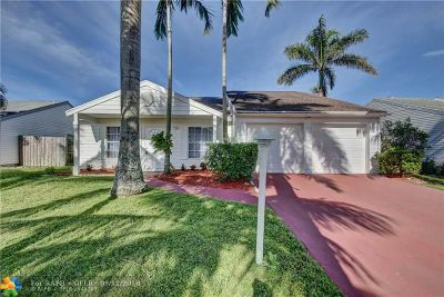 Lake Worth Single Family Home Backup Contract-Call LA: 7950 Ridgewood Dr
