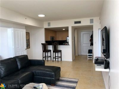Fort Lauderdale Condo/Townhouse For Sale: 511 SE 5th Ave #1506