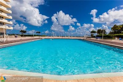 Broward County Condo/Townhouse For Sale: 3180 S Ocean Dr #302
