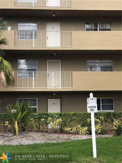 Sunrise Condo/Townhouse For Sale: 3120 N Pine Island Rd #107