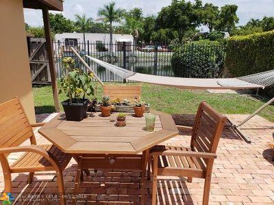 Miami Condo/Townhouse For Sale: 7375 Big Cypress Ct #7375