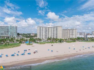 Pompano Beach Condo/Townhouse For Sale: 111 N Pompano Beach Blvd #PH-13
