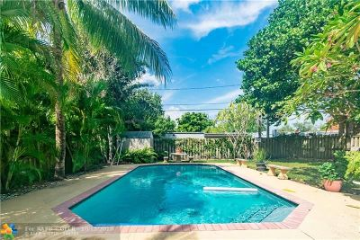 Fort Lauderdale Single Family Home For Sale: 505 SW 16th St