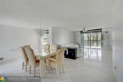 Lauderhill Condo/Townhouse For Sale: 3485 Environ Blvd #C201