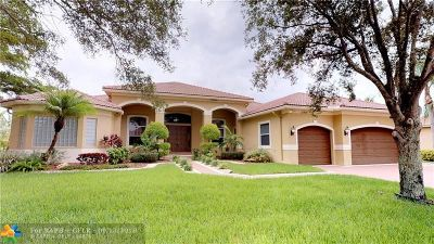 Davie Single Family Home For Sale: 13804 SW 40th St
