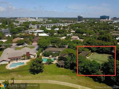 Fort Lauderdale Residential Lots & Land For Sale: 4332 NE 22 Ave