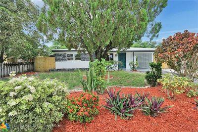 Pompano Beach Single Family Home For Sale: 180 NE 26th Street