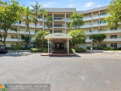 Pompano Beach Condo/Townhouse Backup Contract-Call LA: 3980 Oaks Clubhouse #402