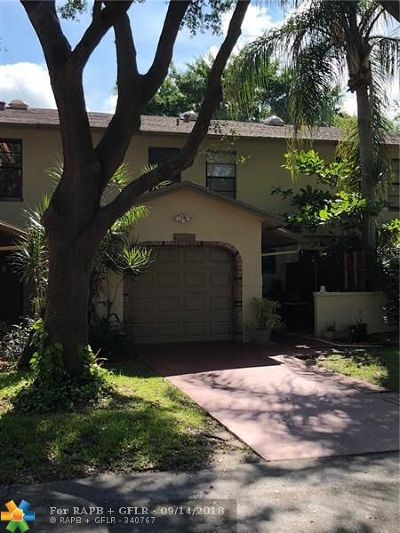 Boca Raton Rental For Rent: 23312 SW 53rd Ave
