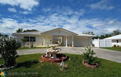 Deerfield Beach Single Family Home For Sale: 1015 SE 14th Ave