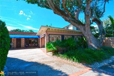 Rio Vista, Rio Vista C J Hectors Re, Rio Vista Isles Single Family Home For Sale: 1120 SE 9th St