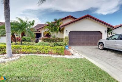 Boca Raton Single Family Home Backup Contract-Call LA: 7803 Villa Nova Dr