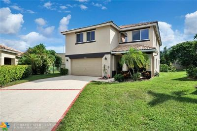 Coconut Creek Single Family Home Backup Contract-Call LA: 4220 NW 62nd Ct
